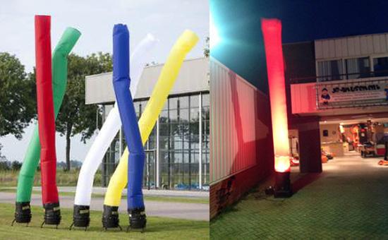 newest da00e bd2e9 Sky Dancers/tube huren Tilburg - JB Amusement Springkussens ...