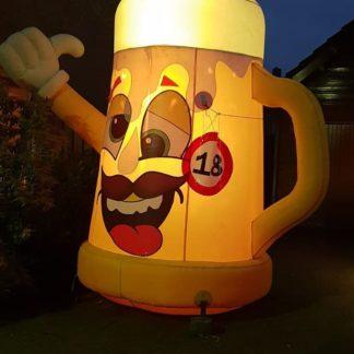 verlichte happy bierpul