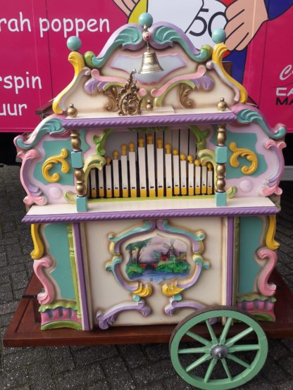 kermis orgel JB-amusement