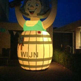 sarah wijnton verlicht 4,5 meter jb-amusement tilburg
