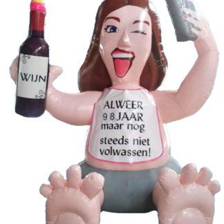 selfie sarah JB-Amusement Tilburg