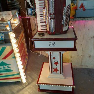 zelfspelende accordeon